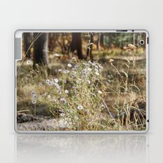 Fall Color with Flowers Laptop & iPad Skin
