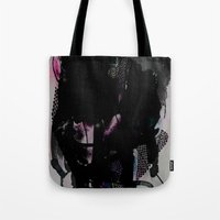 tangled Tote Bags featuring Tangled by Georgiana Paraschiv
