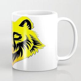 The Solar Wolf Coffee Mug