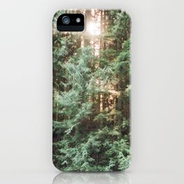 in the pines 35mm iPhone Case
