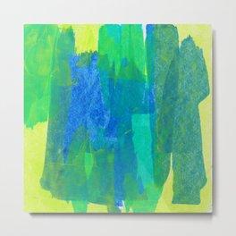 Abstract No. 504 Metal Print
