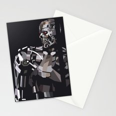 Targeted for Termination (The Terminator) Stationery Cards