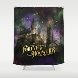 Forever H Shower Curtain