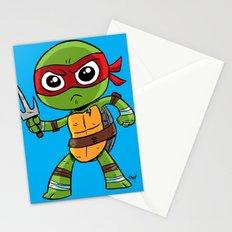 TMNT Raphael Stationery Cards