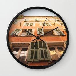 Nice France 5972 Wall Clock