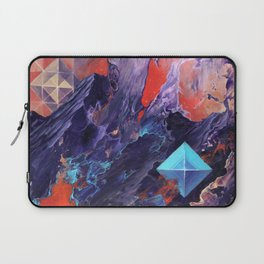 The Disillusion of Self Perception. Laptop Sleeve