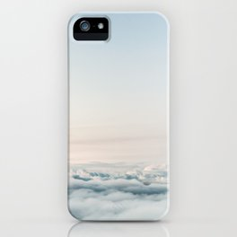 Into the Clouds iPhone Case
