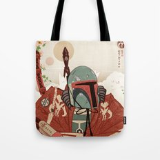 The Bounty And The Smuggler Tote Bag