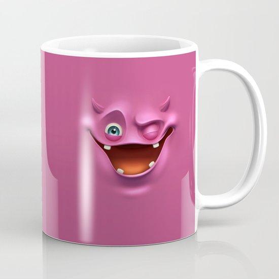 Winking face Mug
