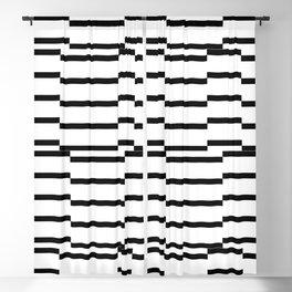 ASCII All Over 06051305 Blackout Curtain