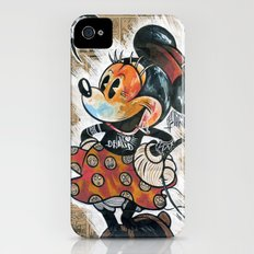 Minny-ot Slim Case iPhone (4, 4s)
