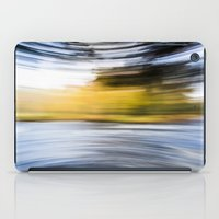 blur iPad Cases featuring Blur by Ben Howell