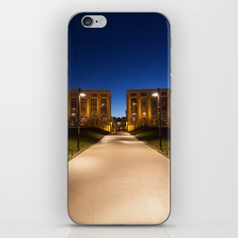 MONTPELLIER iPhone Skin