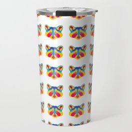 Raccoons Travel Mug