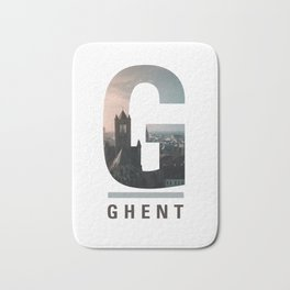 G-hent Bath Mat