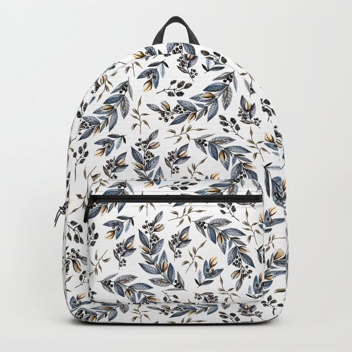 Grey branches Backpack