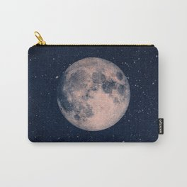 SPACE / Full Moon Carry-All Pouch