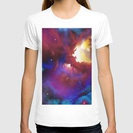 Bat Nebula  T-shirt
