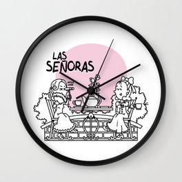 SEÑORAS Wall Clock