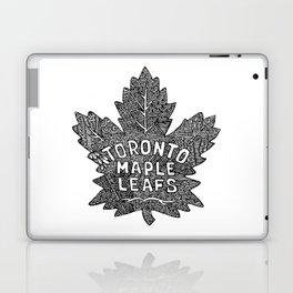 Ice Hockey Team - Maple Leafs Laptop & iPad Skin