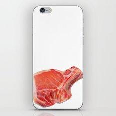 Meat iPhone & iPod Skin