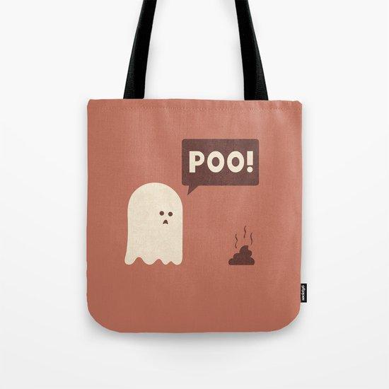 Poo Tote Bag