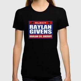 Raylan for Sheriff T-shirt