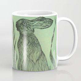 Hiding in the green Coffee Mug