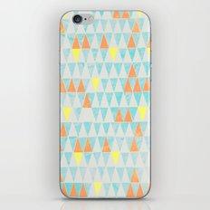 Triangle Patterns iPhone & iPod Skin