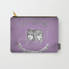 Sad Witches Carry-All Pouch