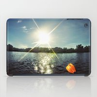 sparkle iPad Cases featuring Sparkle by Mitchell power