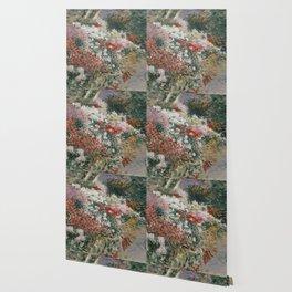 Dennis Miller Bunker - In The Greenhouse Wallpaper