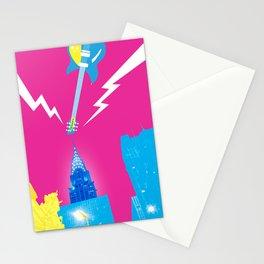 Rickenbacker 330 in NY Stationery Cards