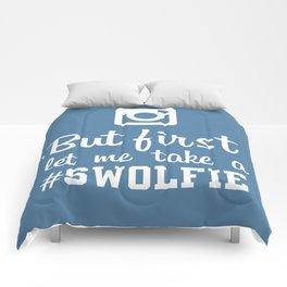 #swolfie Comforters