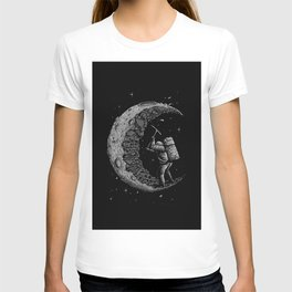 Moon Miner T-shirt