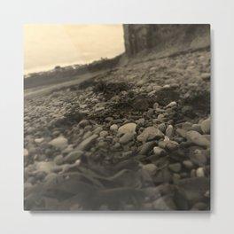 Seaweed and swash Metal Print