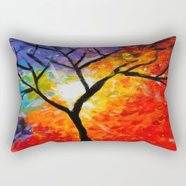 Healing Light Rectangular Pillow