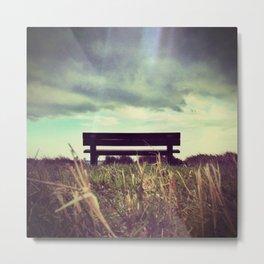 Take a seat part 1 Metal Print