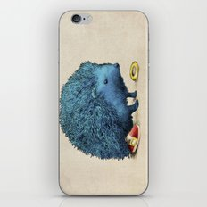 Sonic iPhone Skin