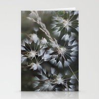coconut wishes Stationery Cards featuring Wishes  by A Wandering Soul