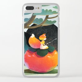 the Autumn Clear iPhone Case