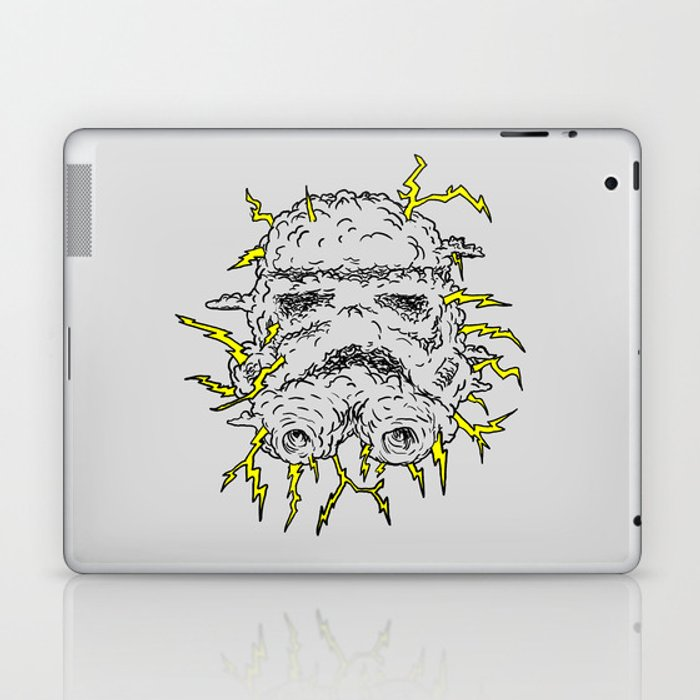 Stormy Trooper Laptop & iPad Skin