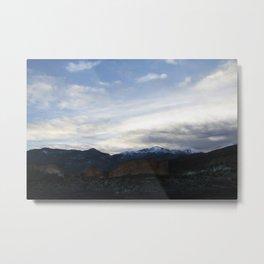 Pure Colorado Metal Print
