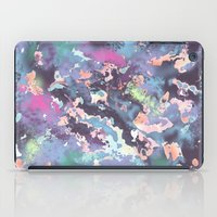 celestial iPad Cases featuring Celestial by Wendy Ding: Illustration