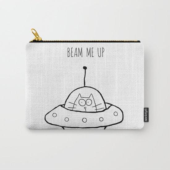 Beam Me Up by catshark
