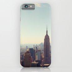 New York City - Empire State Building iPhone 6 Slim Case