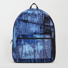 Behind the curtain Backpack