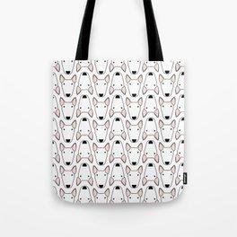small bully gridlock Tote Bag
