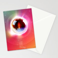 Lord of the Rings. The Eye of Sauron. What Frodo Saw. Stationery Cards