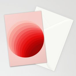 Tunnel to Saturn Stationery Cards